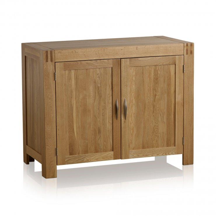 Alto Natural Solid Oak Small Sideboard - Image 5