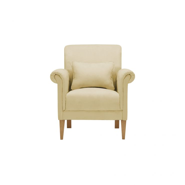 Amelia Accent Chair in Polla Meadow - Image 1