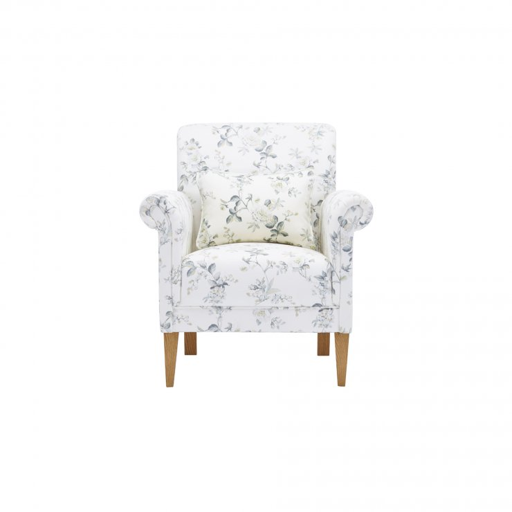 Amelia Accent Chair in Natural Meadow - Image 1