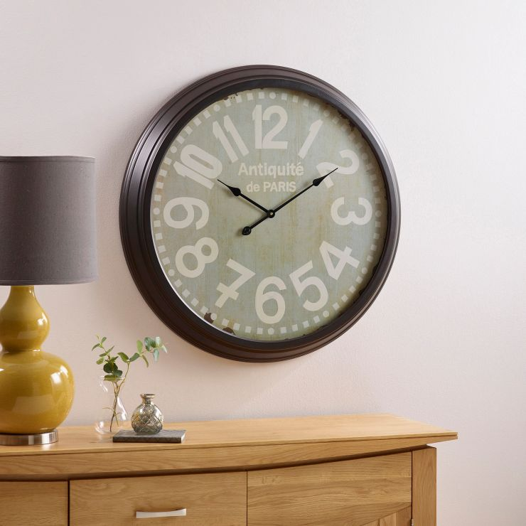 Antiquite Wall Clock - Image 2