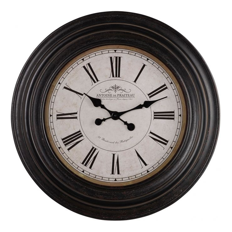 Antoine Wall Clock