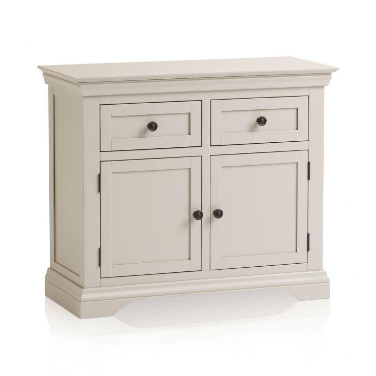 Arlette Small Grey  Sideboard in Painted Hardwood - Image 7