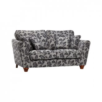 Ashdown 2 Seater Sofa in Hampton Charcoal