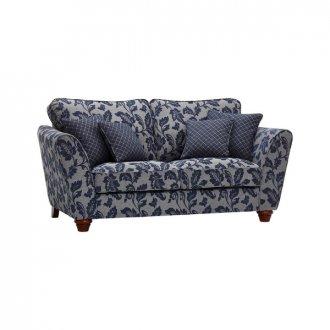 Ashdown 2 Seater Sofa in Hampton Navy