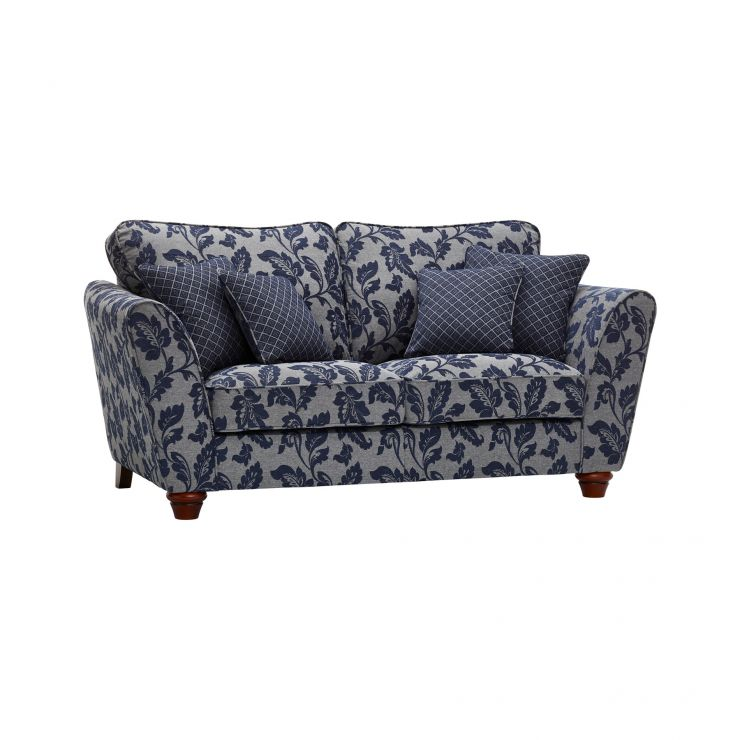Ashdown 2 Seater Sofa in Hampton Navy