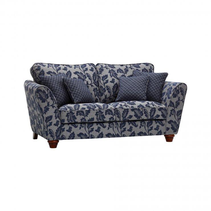 Ashdown 2 Seater Sofa in Hampton Navy - Image 7