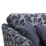 Ashdown 2 Seater Sofa in Hampton Navy - Thumbnail 6