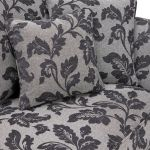 Ashdown 3 Seater Sofa in Hampton Charcoal - Thumbnail 5