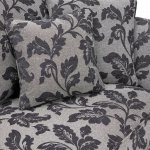 Ashdown 3 Seater Sofa in Hampton Charcoal - Thumbnail 5