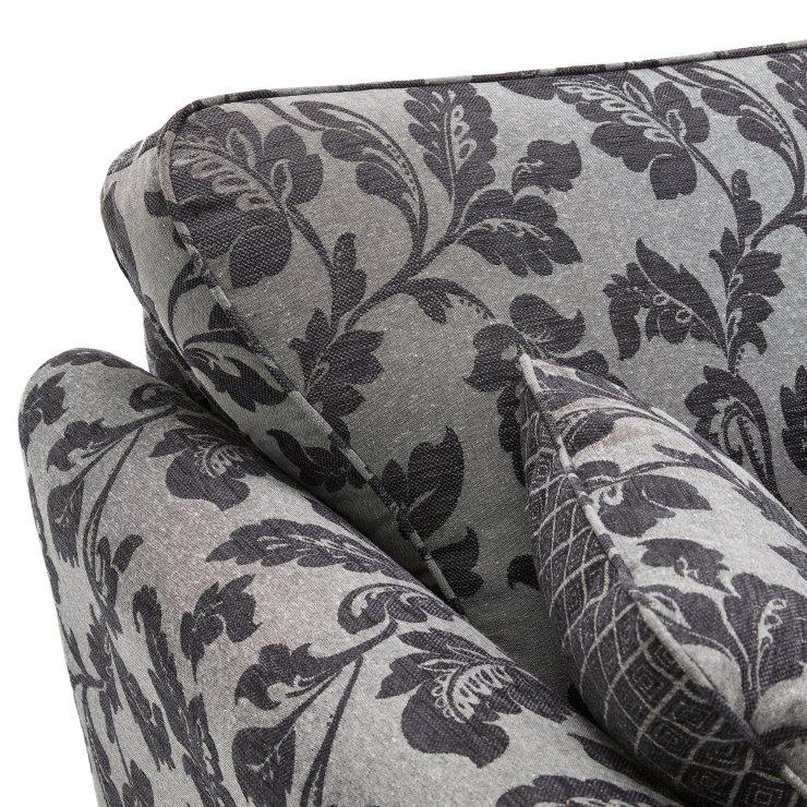 Ashdown 3 Seater Sofa in Hampton Charcoal