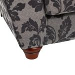 Ashdown 4 Seater Sofa in Hampton Charcoal - Thumbnail 8