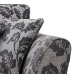 Ashdown 4 Seater Sofa in Hampton Charcoal - Thumbnail 7