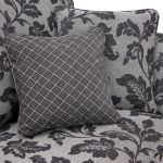 Ashdown 4 Seater Sofa in Hampton Charcoal - Thumbnail 6