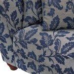Ashdown 4 Seater Sofa in Hampton Navy - Thumbnail 7