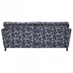 Ashdown 4 Seater Sofa in Hampton Navy - Thumbnail 3
