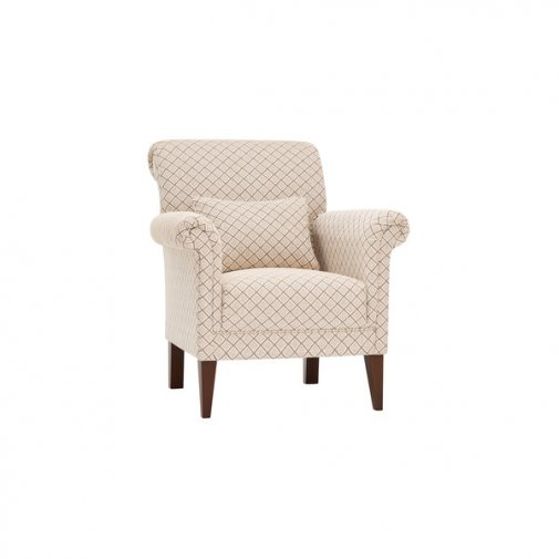 Ashdown Accent Chair in Hampton Natural