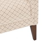 Ashdown Accent Chair in Hampton Natural - Thumbnail 8