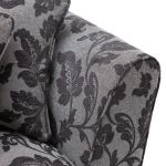 Ashdown Loveseat in Hampton Charcoal - Thumbnail 5