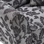 Ashdown Loveseat in Hampton Charcoal - Thumbnail 4