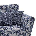 Ashdown Loveseat in Hampton Navy - Thumbnail 6