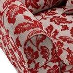 Ashdown Loveseat in Hampton Ruby - Thumbnail 6