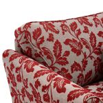 Ashdown Loveseat in Hampton Ruby - Thumbnail 5