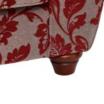 Ashdown Loveseat in Hampton Ruby - Thumbnail 7