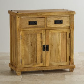 Baku Light Natural Solid Mango Small Sideboard