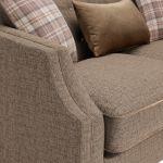 Banbury 2 Seater Sofa in Barley Beige - Thumbnail 5