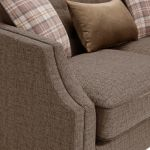 Banbury 3 Seater Sofa in Barley Coffee - Thumbnail 6