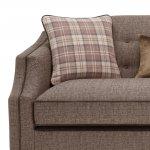 Banbury 3 Seater Sofa in Barley Coffee - Thumbnail 5