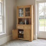 Bevel Natural Solid Oak Small Dresser - Thumbnail 9