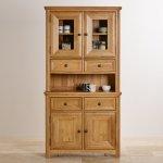 Wiltshire Natural Solid Oak Small Dresser  - Thumbnail 3