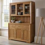 Bevel Natural Solid Oak Large Dresser - Thumbnail 4