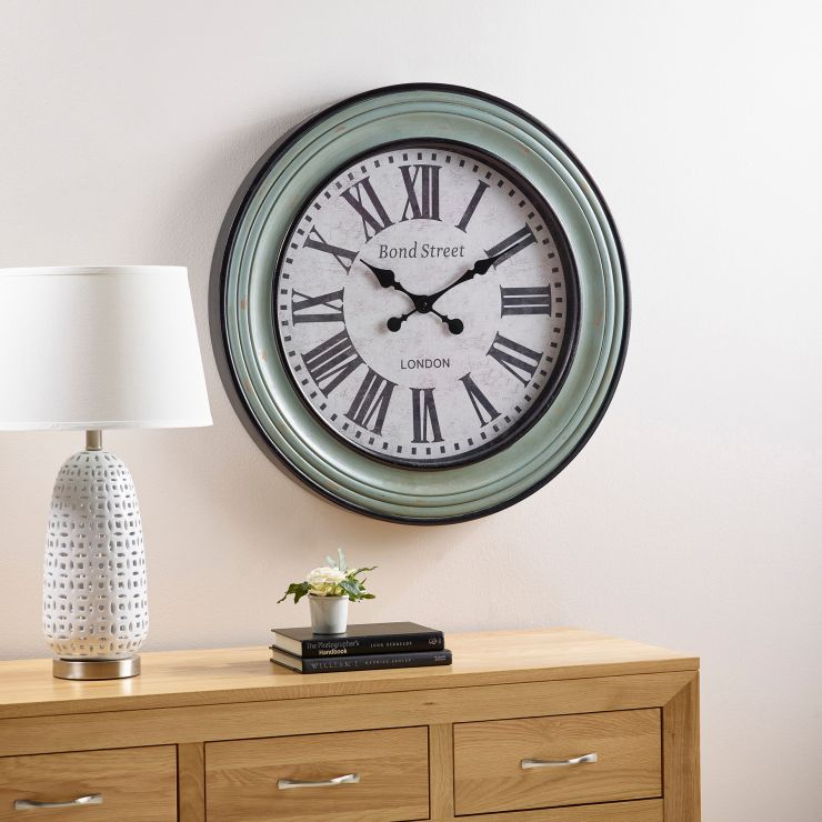 Bond Street Wall Clock - Image 2
