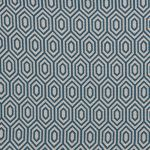 Brighton Patterned Sea Spray Accent Chair - Thumbnail 8