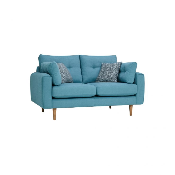 Brighton Sea Spray 2 Seater Sofa with Sea Spray Scatters