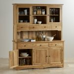 Cairo Natural Solid Oak Large Dresser - Thumbnail 6