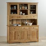 Cairo Natural Solid Oak Large Dresser - Thumbnail 4