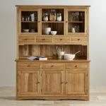 Cairo Natural Solid Oak Large Dresser - Thumbnail 5