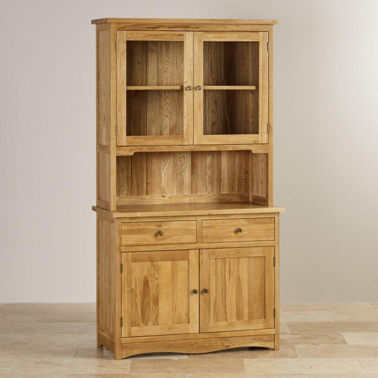 Cairo Natural Solid Oak Small Dresser