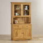 Cairo Natural Solid Oak Small Dresser - Thumbnail 2