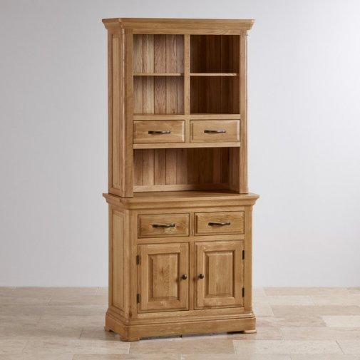 Canterbury Natural Solid Oak Small Dresser