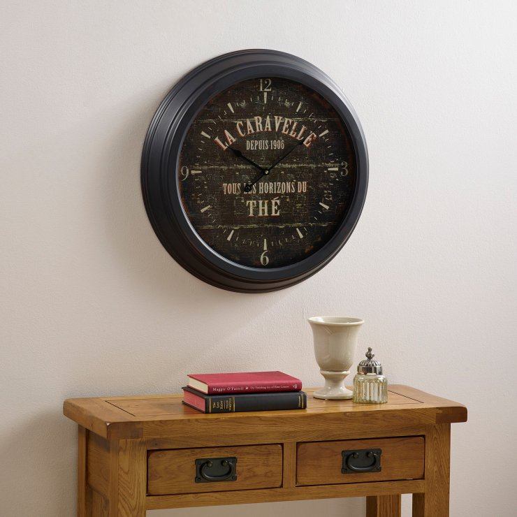 Caravelle Wall Clock - Image 2
