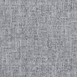 Carrington 3 Seater High Back Sofa in Breathless Fabric - Navy - Thumbnail 8