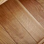 Cascade Natural Solid Oak Coffee Table - Thumbnail 5