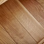 Cascade Natural Solid Oak Side Table - Thumbnail 4