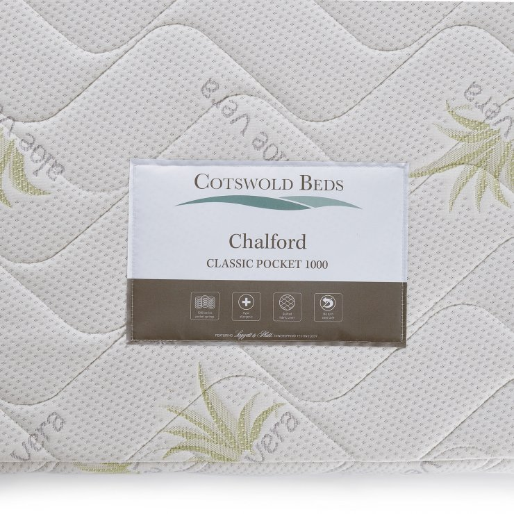 Chalford 1000 Pocket Spring King-size Mattress