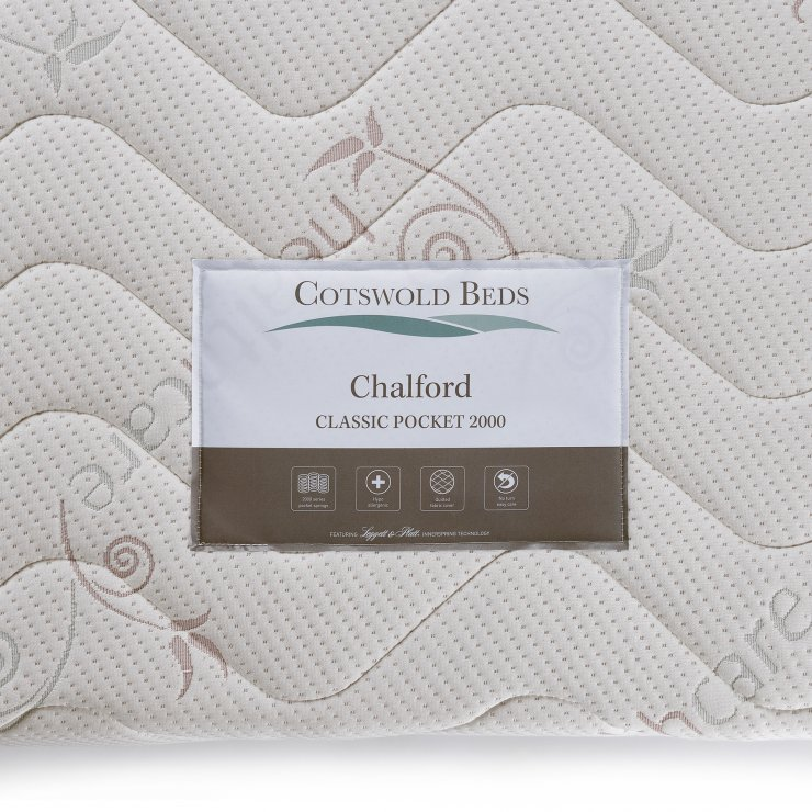 Chalford 2000 Pocket Spring Single Mattress