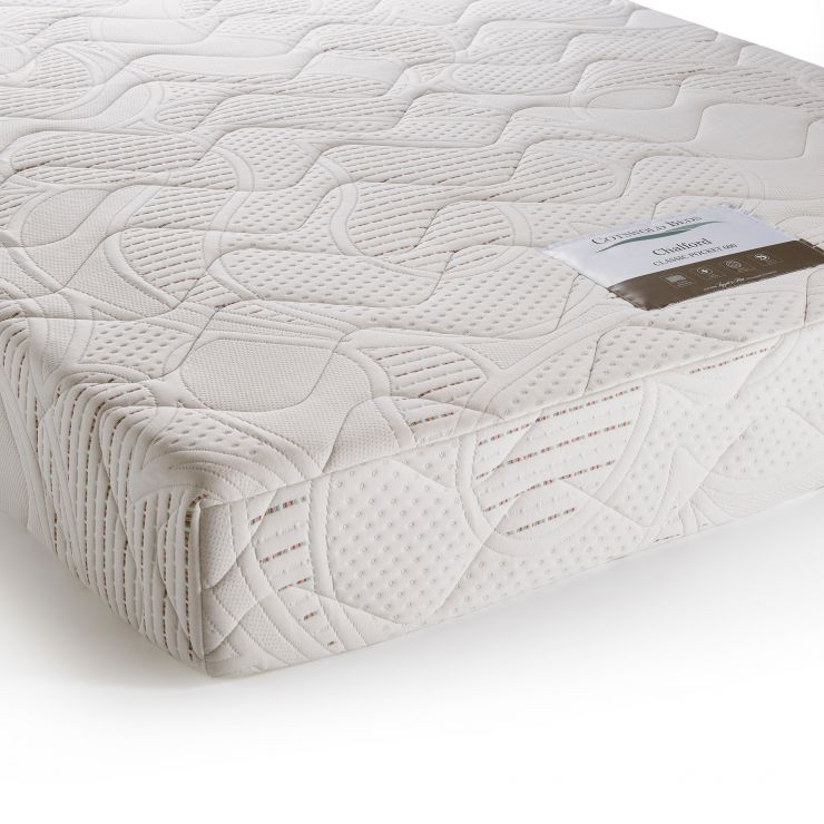 Chalford 600 Pocket Spring Single Mattress - Image 1